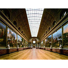 Robert Polidori - Gallery of Battles, 1985