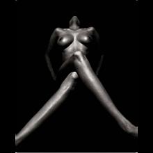 Andreas H. Bitesnich - Female Nude #132