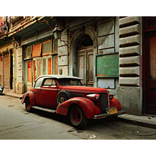 Robert Polidori - Vintage Car with Composite Parts, Havana