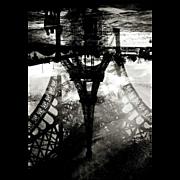 Eiffel Tower, Deeper Shades of Paris