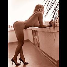 Sante D'Orazio - Pamela Anderson, Chateau Marmont, Los Angeles