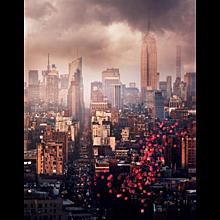 Drebin - Balloons over New York
