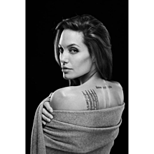 Nigel Parry - Angelina Jolie