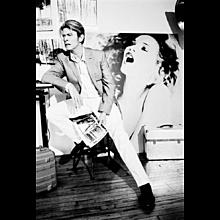 Ellen von Unwerth - David Bowie