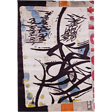 Street Art Collaboration Baser Rug
