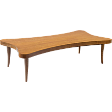 "Jean Royere ""trefle coffee table"