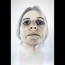 Self-portrait IX