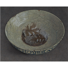 Still Life with bowl with feathers