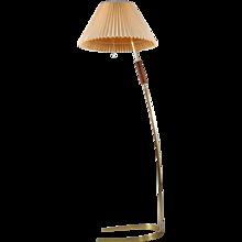Floor Lamp designed Rupert Nikoll Vienna 1950