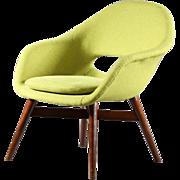 Two Easy Chairs by Miroslav Navratil, circa 1960