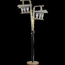 Italian Floor Lamp attributed to Arredoluce Italy 1950