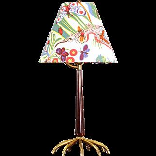 Table Lamp by Rupert Nikoll-Vienna, 1950