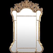 Large Baroque Mirror