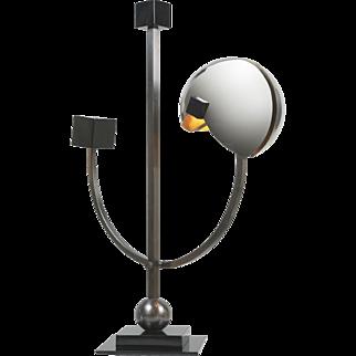 Balance lamp by Serge Manzon