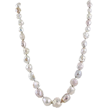 Tiffany Mississippi Pearl Necklace