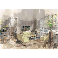The Manhattan Apartment Of Albert Sardelli By Jeremiah Goodman