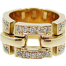 Hellmuth Diamond Ring