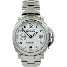 Panerai Luminor 40 Marina Automatic Wristwatch Model PAM00051