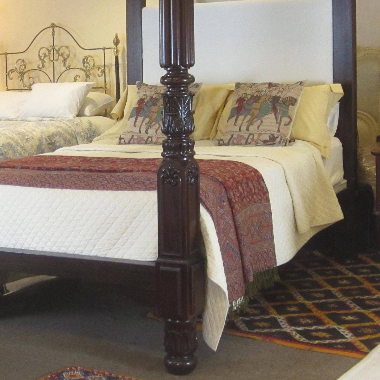 Mahogany Four-Poster Bed from seventh-heaven on RubyLUX