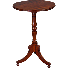 Gillows George IV Goncalo Alves Tripod Table