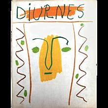 Pablo Picasso 'Diurnes,' Découpages et Photographies, Berggruen Gallery