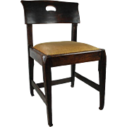 Richard Riemerschmid chair for Deutsche Werkstätten Hellerau 1902