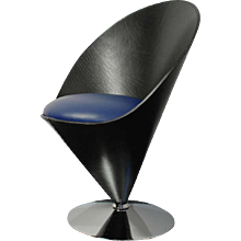 'Cone chair VP01', Verner Panton 1958
