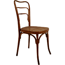 Adolf Loos 'Nr 248', chair J. & J. Kohn