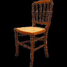 Chair 'Campanino', Chiavari 1900's