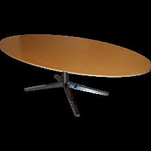 Florence Knoll 'oval table', Knoll International 1961