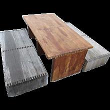 Otl Aicher 'Rotisserie', table-unit 1971/72