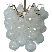 Kalmar chandelier 'Tulipan' 1960's