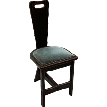 George Walton 'chair' UK 1900's