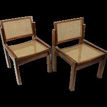 Pair of chairs, Kurt Thut 1955