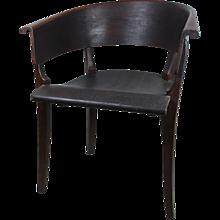 Arthur Rockhausen 'K 18' armchair 1920's
