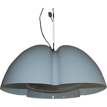 Ingo Maurer 'Tricena' Pendant Lamp, 1968