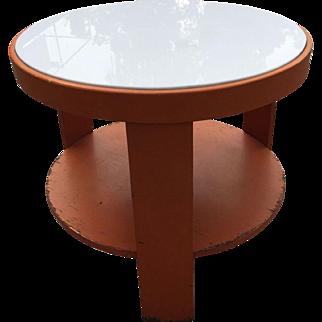 Josef Frank 'Mod. T 142', Side Table, Thonet-Mundus Ges.m.b.H, 1920's