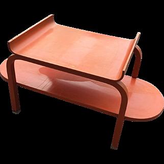 Flower Table 'T377', Thonet-Mundus 1930's