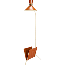 René Mathieu for Lunel Floor Lamp 1950's