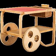 Alvar Aalto Bar Cart 1937