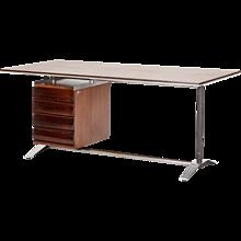 Alberto Rosselli Wenge Desk 1956