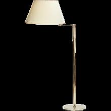 BAG Turgi Floor Lamp Brass 1950's