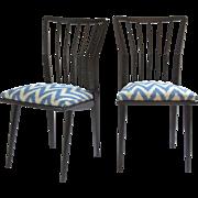 Set of Six Maurizio Tempestini Dining Chairs, 1939