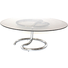 """Coffee Table """"Anaconda"""" in the style of Paul Tuttle, c. 1970s"""