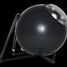 Mid Century Modern Ball Table Lamp by Harry Gitlin 1950s USA