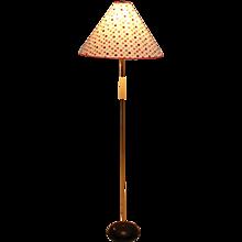 Mid Century Modern Floor Lamp, Austria 1950s