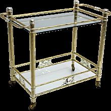 20th Century French Bar-Cart