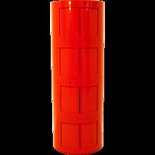 Italian Mid Century Modern Plastic Container Mod. Depositato