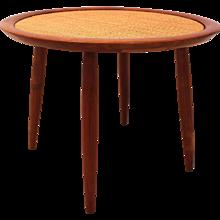 Austrian Mid Century Modern Coffee Table by Max Kment  Wiener Möbel