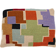 Bauhaus Pillow Germany 1920s